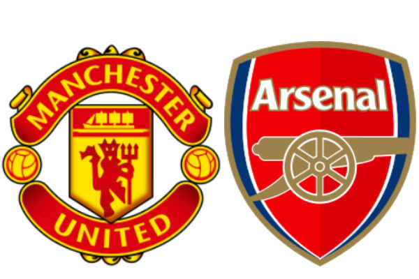 arsenal, manchester united