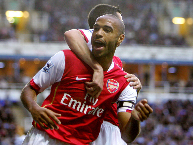 Thierry Henry is WORRIED about Arsenals Future