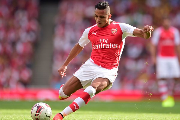 Arsenal boss Arsene Wenger is Relying on Alexis
