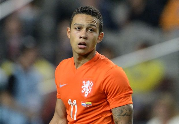 DONE DEAL Memphis Depay agrees to sign for Manchester United