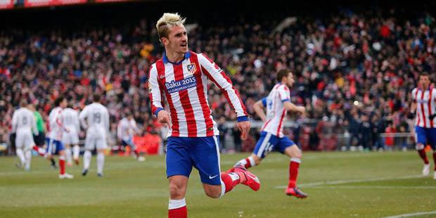 Atletico Madrid Prepares for Chelsea RAID
