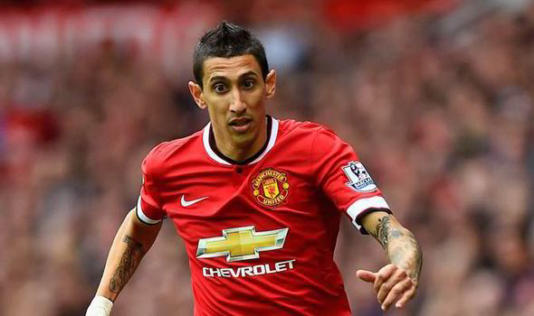 Manchester United will sell Angel Di Maria