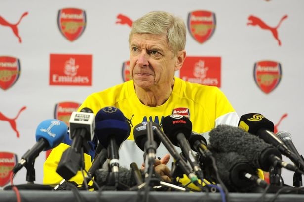 Wenger shows why he has more CLASS than Mourinho