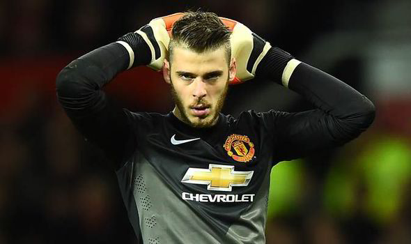 Goalkeepers SILENCE has Manchester United FRUSTRATED