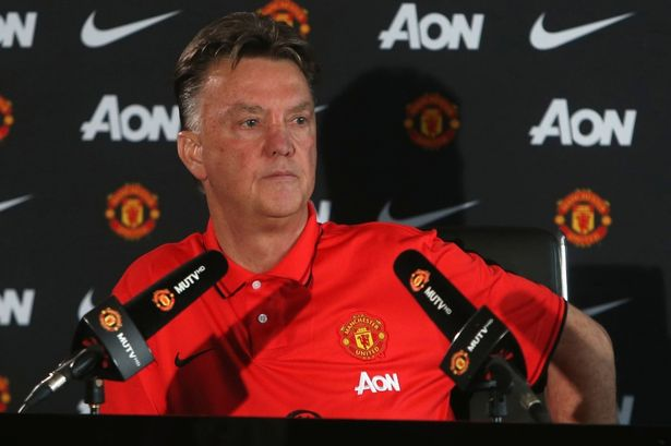 LVG wants two players for every position