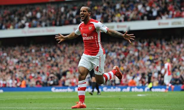 Start Walcott against Villa or RISK losing him this summer