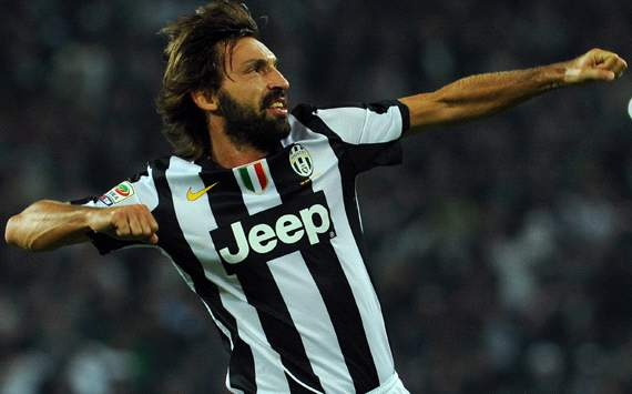 Andrea Pirlo says £70m Star will not return to Old Trafford