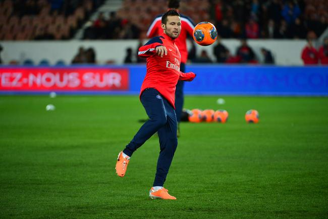 Xavi to PSG would Free-UP Cabaye for a return to the Premiership