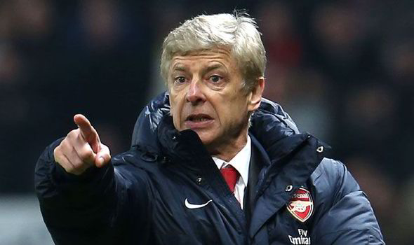 Arsenal will not SIT BY while Manchester United spend big