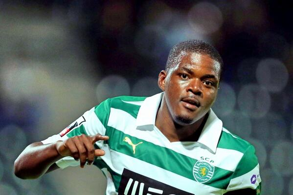 Arsenal to offer Campbell for Sporting Lisbon DM