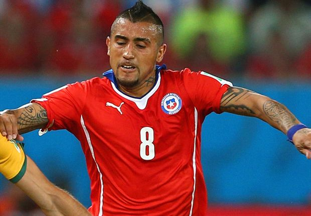 Done Deal: Arturo Vidal to Arsenal for £21m