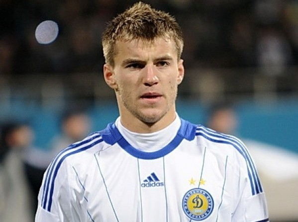 £20 Dynamo Kiev winger on his way to Liverpool or Spurs