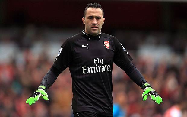Ospina to leave Arsenal if the Gunners sign Petr Cech