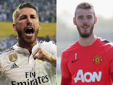 Real Madrid hits back at Manchester United
