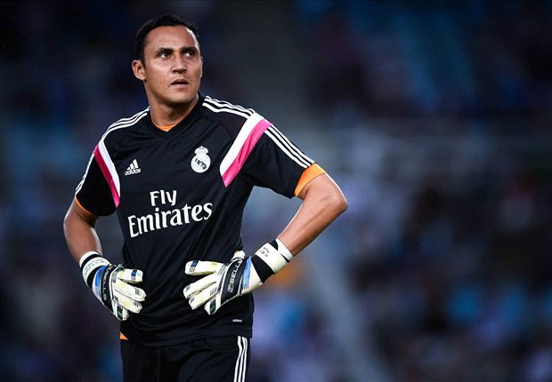 NO MOVE for De Gea after Benitez says Navas with be Real Madrid's No.1