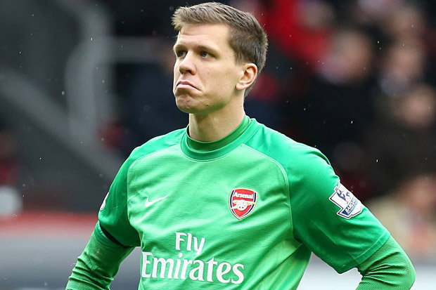 The time is right for Arsenal to sell Wojciech Szczesny