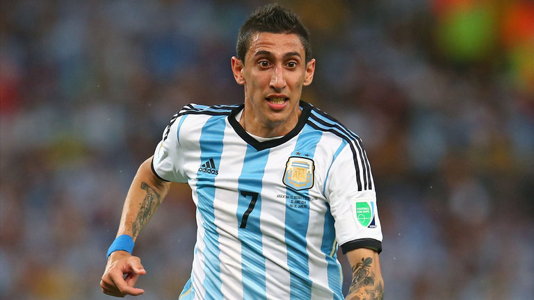 Angel Di Maria UPDATE