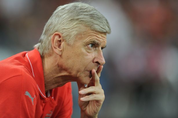 Arsenal boss is prepared to spend big if the RIGHT PLAYER is available