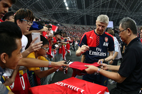 Arsene Wenger is the right man to lead Arsenal
