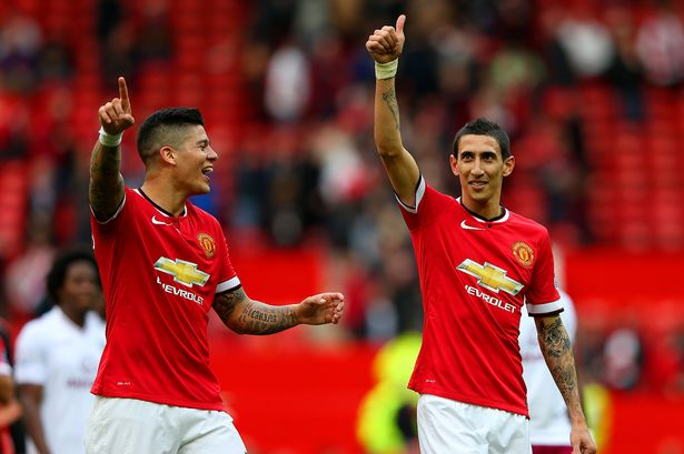 Angel Di Maria will fly home from Pre-Season tour with PSG, and NOT Manchester United