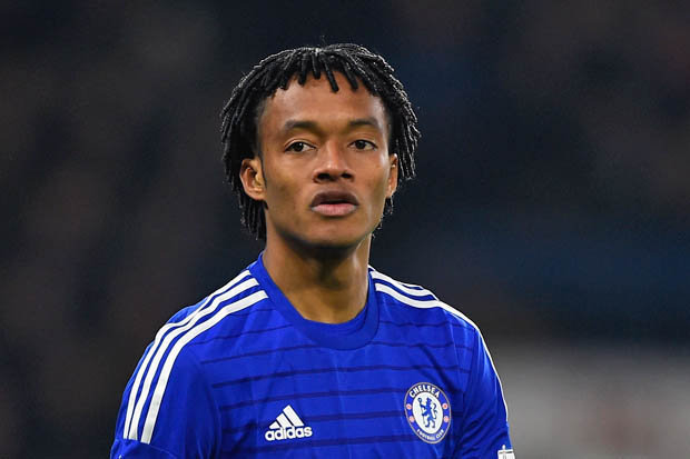 Chelsea to CUT THEIR LOSSES and sell Colombian winger this summer