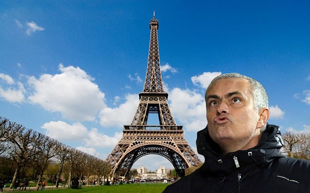 "Mourinho: ""Buying Pogba would be like putting the Eiffel Tower in your garden"""