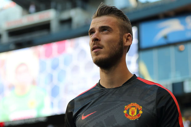 LVG tells De Gea to FOCUS on Manchester United after move to Madrid COLLAPSES