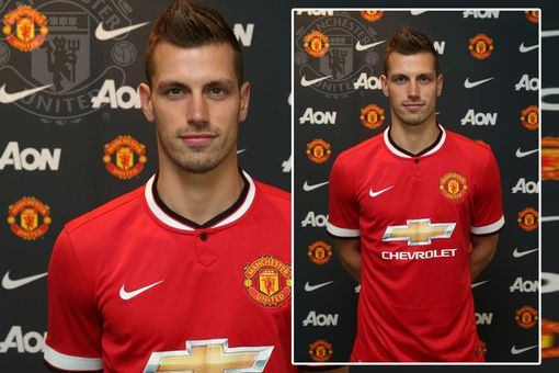 Morgan Schneiderlin is OVER-THE-MOON with his move to Manchester United