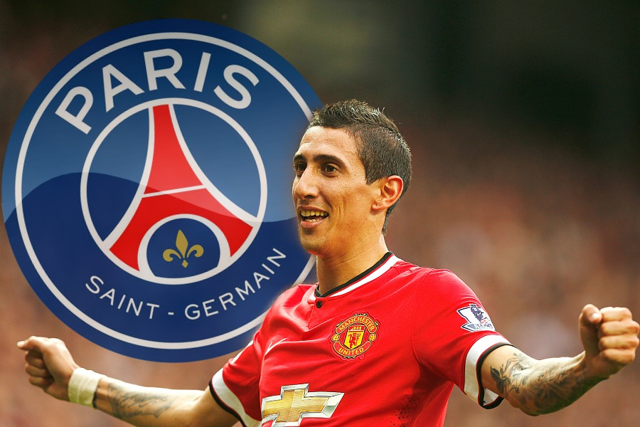 DEAL SOON Angel Di Maria to join PSG for £45m plus Add-Ons