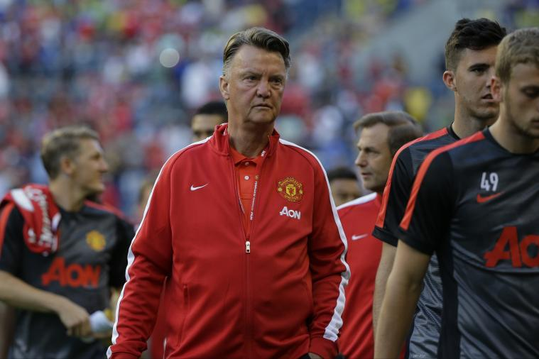 NO NEW Striker signing for Manchester United