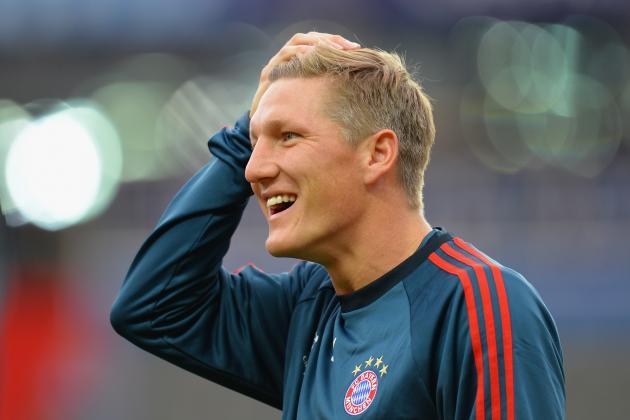 DONE DEAL: Schweinsteiger to Manchester United IS ON!!!!