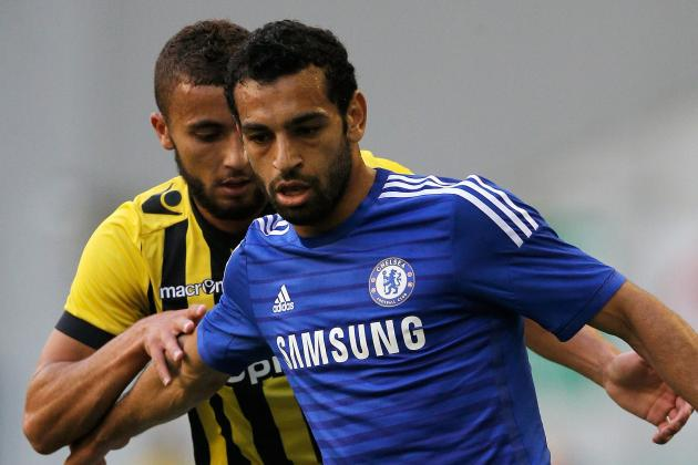 Chelsea winger SNUBS move to Napoli