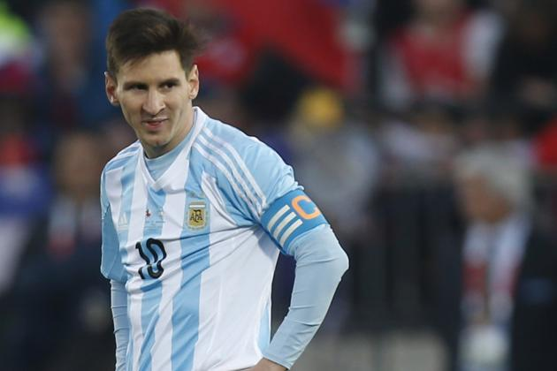 Lionel Messi's family attacked during Copa America final