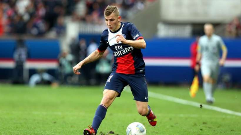 Liverpool meet PSG owner to discuss Left-Back Lucas Digne