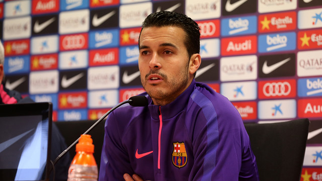 Manchester United HAS NOT made a bid for Pedro