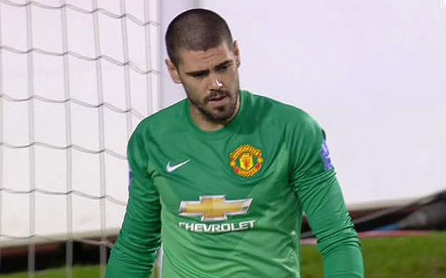 Louis Van Gaal: Victor Valdes has NO FUTURE at Manchester United