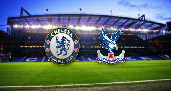 LINE-UP: Chelsea team to play Crystal Palace