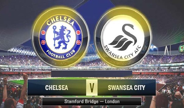 LINE-UP: Chelsea team to play Swansea City