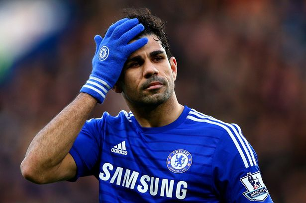Diego Costa injury worry is a constant concern for Chelsea