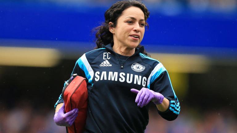 Jose Mourinho BANS team Doctor Eva Carneiro from the match day bench