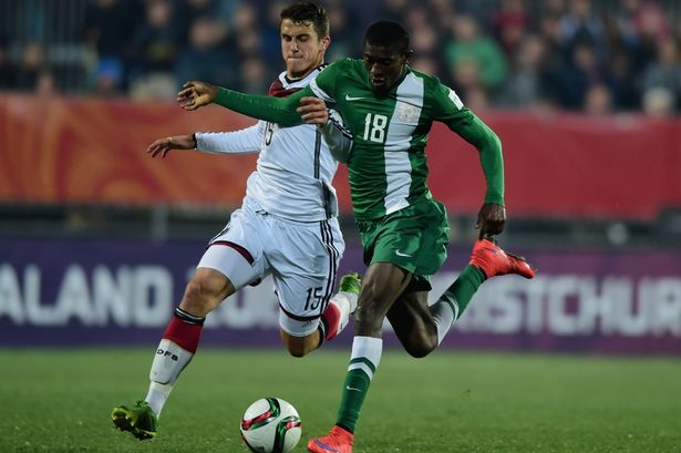 Liverpool to sign Nigerian Star Striker today