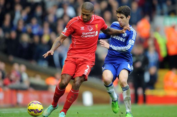 Glen Johnson RUBBISHES current Liverpool squad