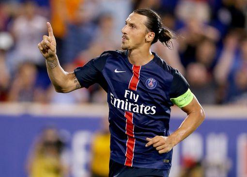 Zlatan Ibrahimovic to leave PSG this summer