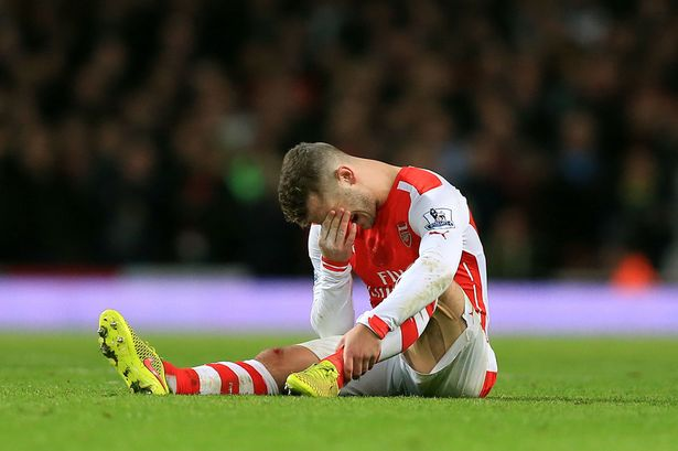 Wilshere out for months after x-ray reveals the ankle is MUCH WORSE than first thought