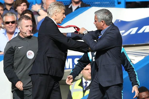 Mourinho and Wenger told by the FA to stop BEHAVING LIKE CHILDREN