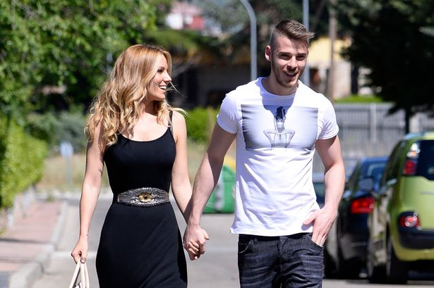 De Gea's Girlfriend claims life will be much better in Spain