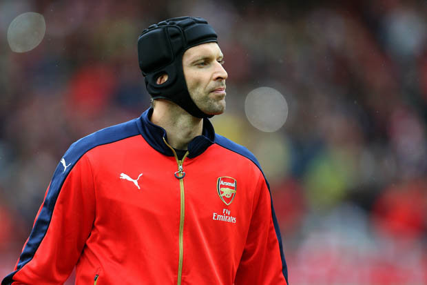 Arsene Wenger taunts Mourinho with Petr Cech