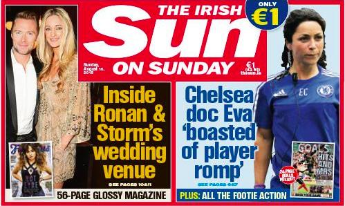 Chelsea Doctor Eva Carneiro 'Boasted of Player Romp'