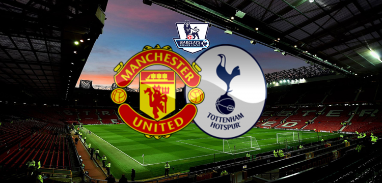 LINE-UP: Manchester team to face Tottenham