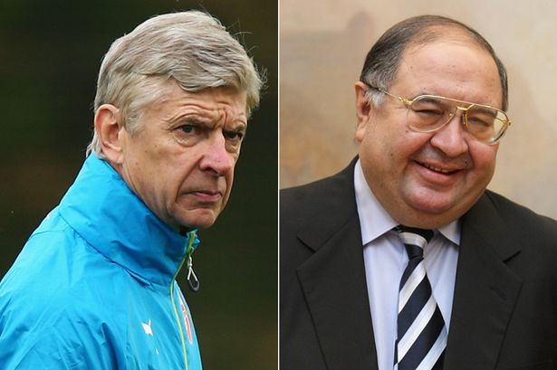 Usmanov admits Arsenal still needs one KEY PLAYER to win the title